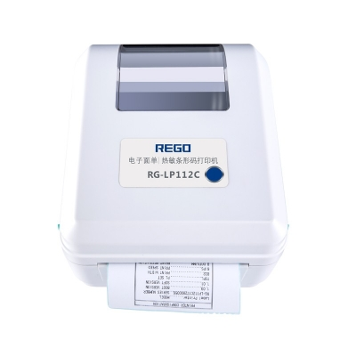 Desktop Thermal Label Printer  RG-LP112CL